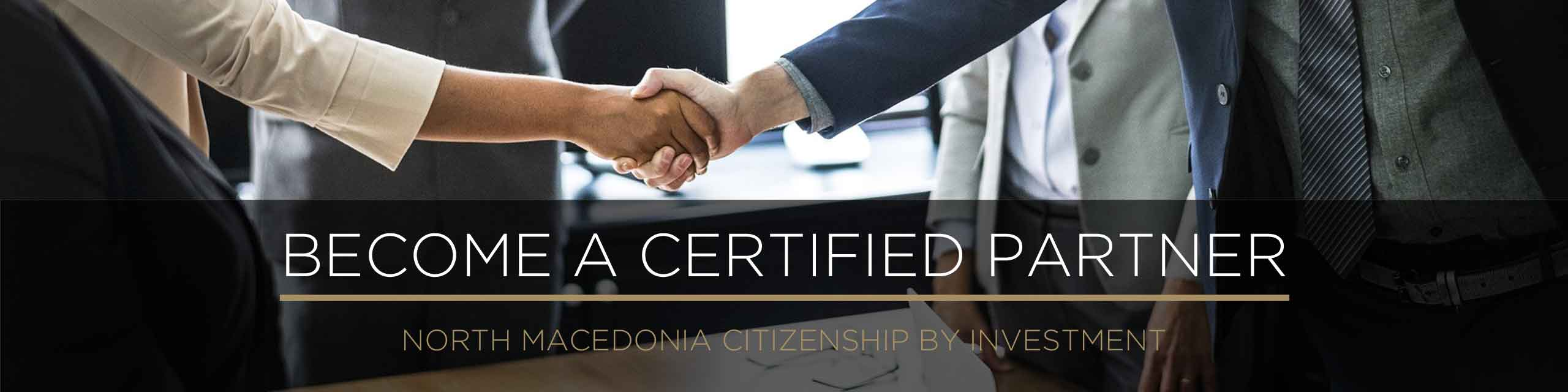 Become a Certified Partner of GCI - Global Citizenship Investment